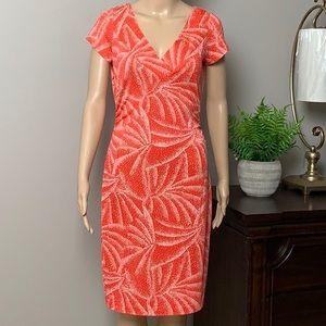 Diane Von Furstenberg Vintage Label Silk Dress